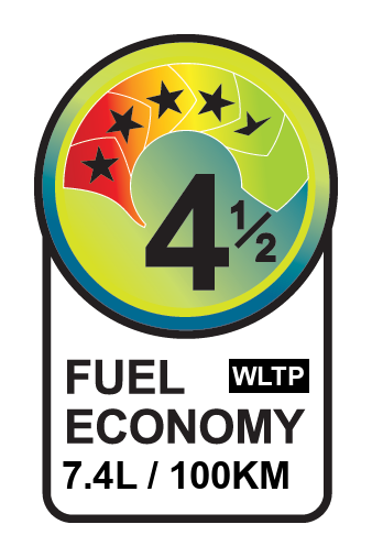 EECA Fuel Economy Rating *